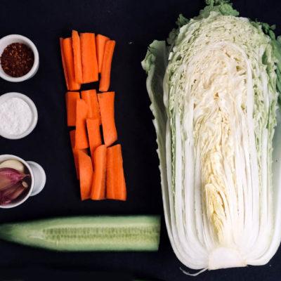 Kimchi fot. Sarah Ewa Balikowski/Zupowicz.pl