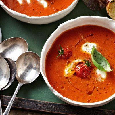 Zupa pomidorowa fot. Zupowicz.pl
